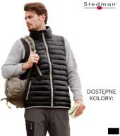 ACTIVE PADDED VEST ST5210 - BLACK OPAL